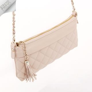 Buy Mango Ribbon Quilted Crossbody Bag 1022990910