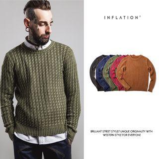 Ribbed Knit Top 1053968346