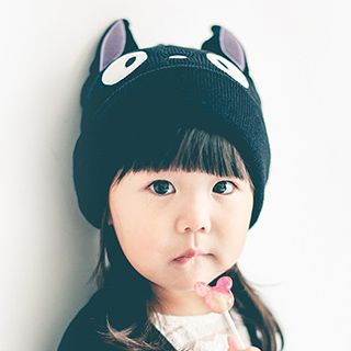 kids-cat-knit-beanie
