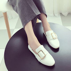 Buckled Loafers от YesStyle.com INT