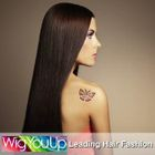 Lace Front Full Wig - Long Straight 1596