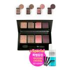 Eye Shadow Set A : MQ Best  Shadow 4 Colors + Case 1pc + Brush 5pcs + LipEye Remover 80ml от YesStyle.com INT