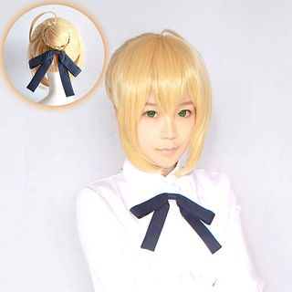 Cosplay Wig - Fate/stay Night Saber Alter 1039208448