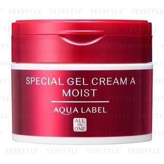Aqualabel Special Gel Cream A Moist