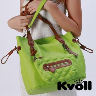 Buy Kvoll Drawstring Tote Detachable Quilted Bag 1022990203
