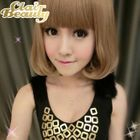 Short Full Wig - Curly 1596