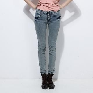 Buy MoDN Washed Skinny Jeans 1023064608