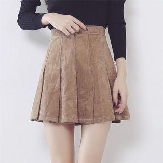 Pleated Accordion Pleat Skirt 1057460307