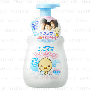 Kose - Kokko Bubble Soap 500ml