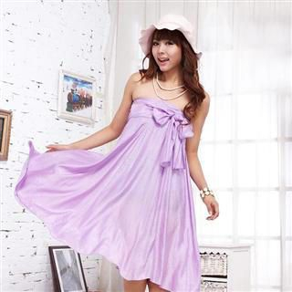 Buy doremi Drawstring Tube Dress 1022498438