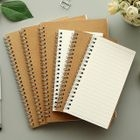 Plain Small Notebook 1596