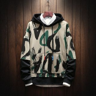 Camouflage | Two-Piece | Hoody