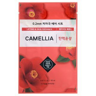 Image of Etude House - 0.2 Therapy Air Mask 1pc (23 Flavors) Camellia