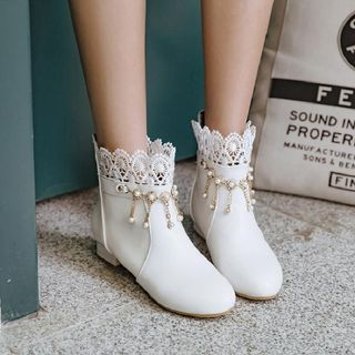 Ankle | Snow | Boot | Lace