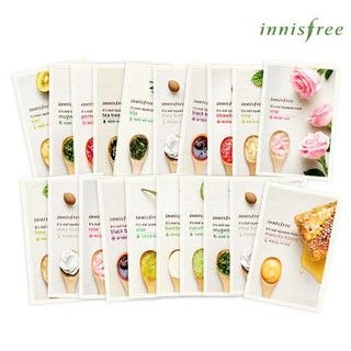 Its Real Squeeze Mask 1pc (16 Flavors)