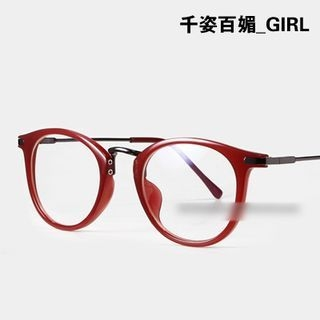Two-tone Glasses Frame 1050086060