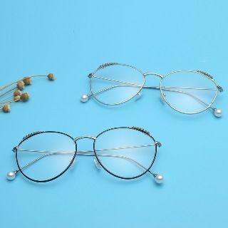 Metal Frame Glasses 1063302234
