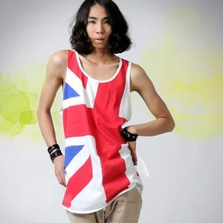 Picture of deepstyle Printed Tank Top 1022851438 (deepstyle, Mens Tees, South Korea)