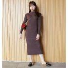 Midi Knit Dress 1596