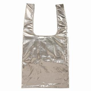 Buy ROOTOTE Metallic Tote Bag [ROOTOTE ROO-shopper Grande - Lustre - A] Silver – One Size 1021516997
