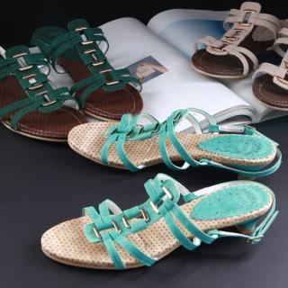 Buy Sunbijou Strap Sandals 1022913929