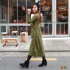 Maxi Sweater Dress 1596