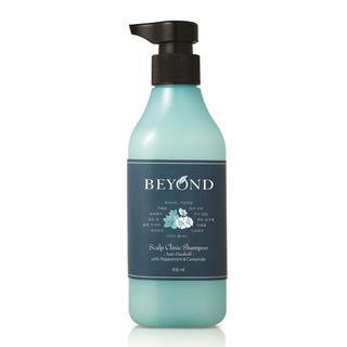 BEYOND - Deep Clean Scalp Clinic Shampoo 450ml 450ml 1061316135