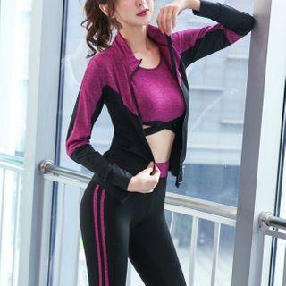 T-Shirt | Jacket | Sport | Yoga | Pant | Set