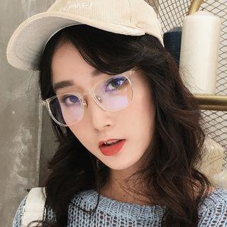 Round Frame Glasses 1063781442