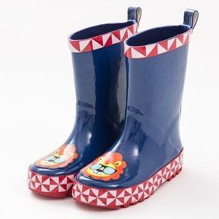 Kids Printed Rain Boots 1060139418
