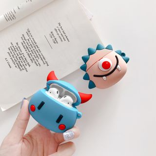 Image of Cartoon AirPods 1/2 Earphone Case Cover