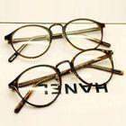 Round Glasses 1596