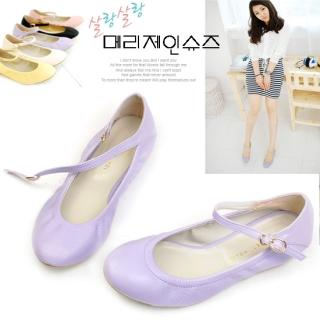 Buy Miz shoes Mary-Jane Flats 1022528432