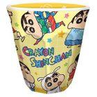 Crayon Shin-Chan Printed Plastic Cup (Yellow) 1596