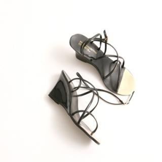 Buy KENZI Ankle Strap Wedge Sandals 1022846804