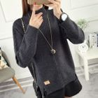 Cable-Knit Sweater 1596
