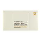 NATURE REPUBLIC - Natures Deco Natural Mild Cotton Wipe 80pcs 1596