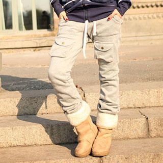 Picture of Ando Store Cotton Cargo Pants 1021705035 (Womens Cargo Pants, Ando Store Pants, China Pants)
