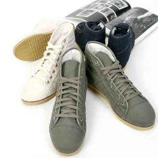 Buy MUTNAM High-Top Canvas Sneakers 1022000727