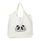Panda Eco Bag (L) Creamy White - L от YesStyle.com INT