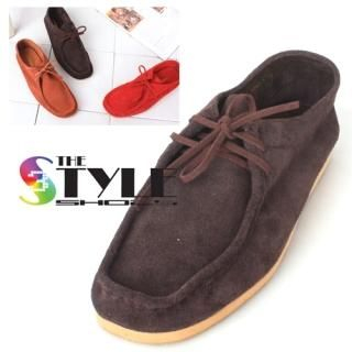 Buy Woorisin Faux Suede Oxfords 1023044657