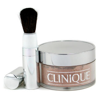 Buy Clinique – Blended Face Powder + Brush – No. 04 Transparency; Premium price due to scarcity 35g/1.2oz