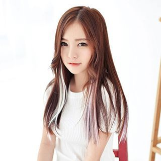 Clip-On Hair Extension - Straight 1050181903
