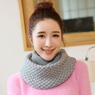 Ribbed Knit Scarf 1050431333