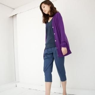 Picture of Cookie 7 Cropped Pants 1022525969 (Cookie 7 Apparel, Womens Pants, South Korea Apparel)