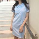 Short Sleeve Polo Dress от YesStyle.com INT