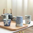 Printed Ceramic Cup 1596