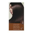 Nature Republic - Hair & Nature Hair Color Cream (#5N Natural Brown): Hairdye 60g + Oxidizing Agent 60g + Hair Treatment 9g 1596