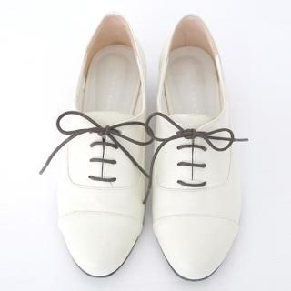 Picture of AKA Lace-Up Oxfords 1022451681 (Other Shoes, AKA Shoes, Korea Shoes, Womens Shoes, Other Womens Shoes)