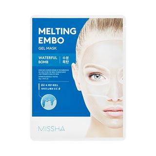 Melting Embo Gel Mask #Water Bomb 1pc